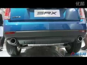 2010北京车展 凯迪拉克展台SRX车型