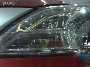 2010北京车展 东南三菱V3菱悦 CVT