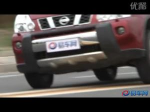 主流城市SUV测试系列-东风日产奇骏