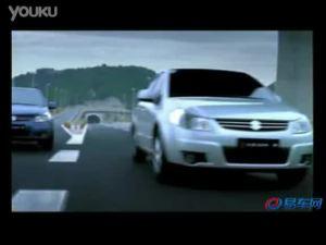 2010广州车展 天语SX4三厢版广告宣传片