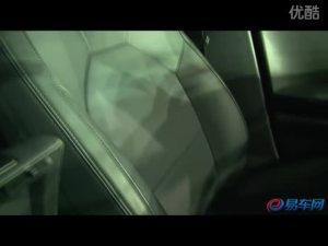 2010广州车展 黑色3箱MG6亮相车展