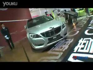 2010广州车展 进口起亚新车凯尊
