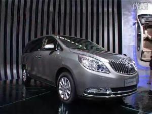 2010广州车展 上海通用别克新款GL8