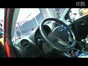 2010广州车展 全球鹰汽车展台GX2