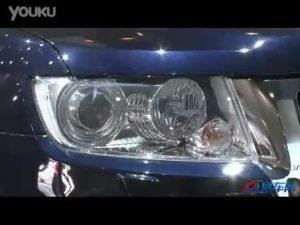 2010广州车展 北京吉普全新大切诺基
