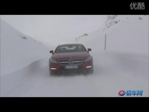 奔驰CL350 BlueEfficiency官方视频