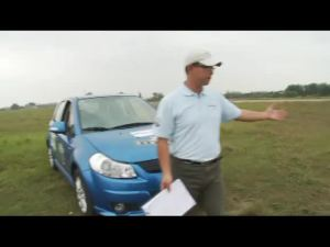 易车测试 铃木天语SX4油耗噪音测试