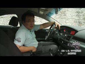 易车测试  MG6 测试的非凡体验