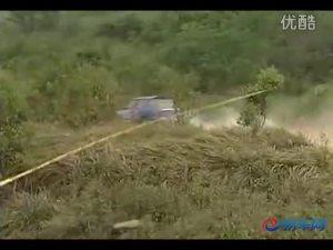 中国MINI 力帆320拉力赛精彩表现