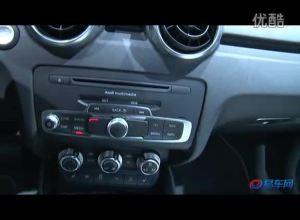 2011上海车展 奥迪A1 1.4T正式亮相
