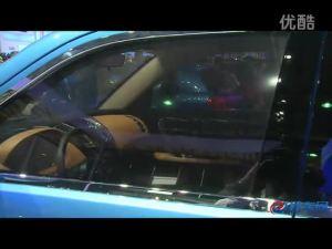 2011上海车展 上海英伦汽车SC7-RV