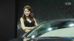 2011上海车展 嫩模碧玉无暇惊为天人