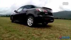 Mazda3星骋 全新的外观全新的面貌