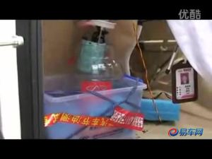 奇瑞瑞虎1.6DVVT节油挑战赛-长沙站2