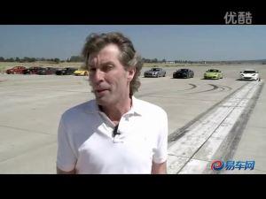 世界上出场阵容最强大的汽车测试拉力赛