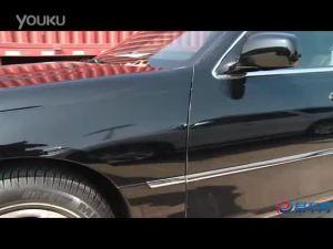 2011广州车展 新林肯TOWN CAR加长版