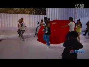 2011广州车展 新款起亚秀儿表演彩排