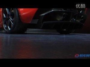 2011广州车展 阿斯顿马丁V12 Zagato