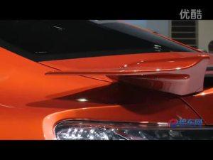 2011广州车展 丰田超级跑车FT86Ⅱ