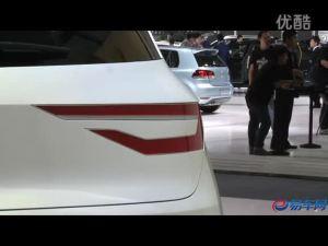 2011广州车展 西雅特IBX概念车