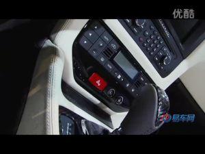 2011广州车展 玛莎拉蒂grancabrio