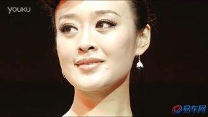 2011广州车展 日产贵士模特气质脱俗