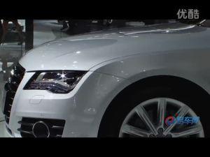 2011广州车展 奥迪新车A7全新亮相