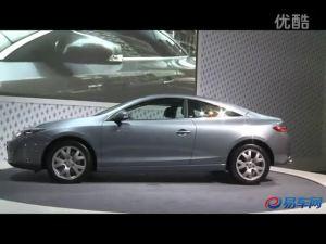 2011广州车展 雷诺拉古娜古贝亮相