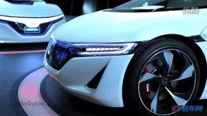 Honda电动跑车EV-STER全球首发