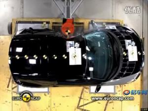 E-NCAP 全新款本田CR-Z碰撞测试