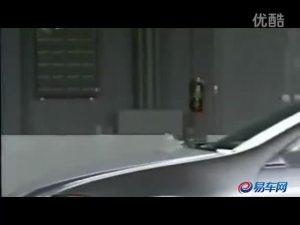 2009 讴歌Acura RL碰撞测试视频