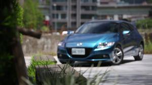 新增驾驶乐趣 试驾全新本田CR-Z