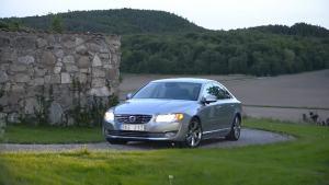 新豪华主义 沃尔沃S80路测驾驶视频