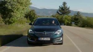 2013法兰克福车展 新款欧宝Insignia