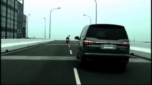 纳智捷大7MPV 车侧安全影像辅助系统