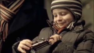 少女的圣诞奇幻之旅 斯柯达品牌广告