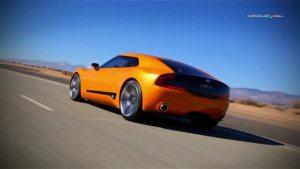 2014起亚GT4动态展示 动力表现不俗