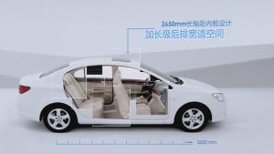 荣威350科技呈现未来 呈现完美驾乘感受