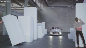 2014款雪铁龙C1敞篷版 仅840kg车重