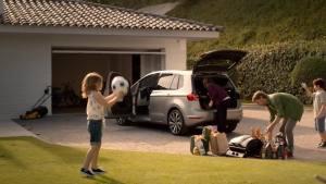 大众高尔夫Sportsvan 超大装载空间