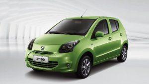 众泰Z100微型车 六种优势助梦想成真