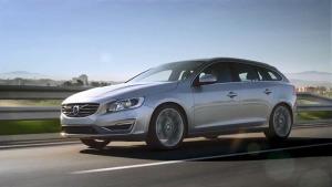 2014款沃尔沃V60 动力充足操控舒适