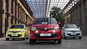 2014巴黎车展 雷诺Twingo强势来袭