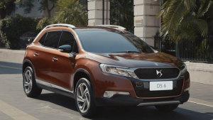野性豪华SUV DS 6将上市 苏菲玛索代言