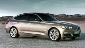 进口宝马3系GT 外观造型运动时尚