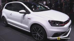 2014广州车展 大众新款Polo GTI将引进