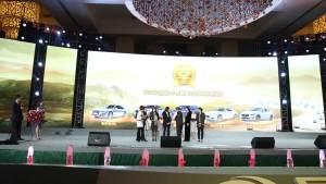 2015年度汽车盛典 全国五佳进口车
