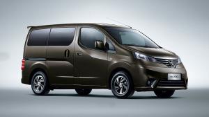 郑州日产NV200 新车设计详细解析
