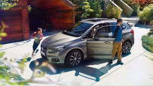 宝马2系运动旅行车 27.99万元起售