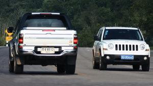 Jeep自由客放空计划 东南亚旅行篇